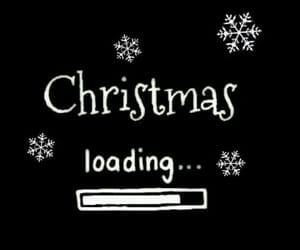 christmas, loading, and ho ho ho image