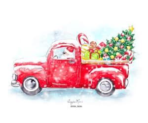 gifts and christmas image