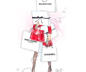 art, art work, and Balenciaga image