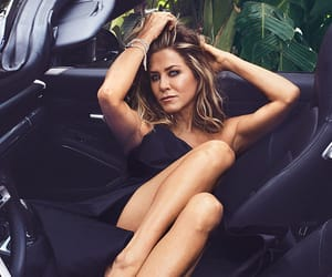 girl, Jennifer Aniston, and wow image