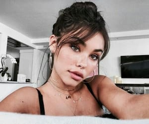 girl, madison beer, and beauty image