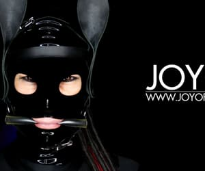 latex, ponyplay, and fetish image