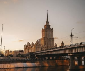 architecture, moscow, and city image