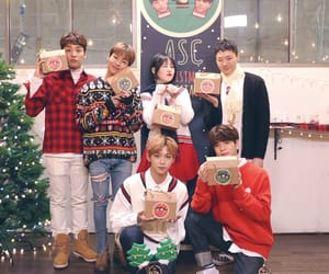 christmas, after school club, and kim woosung sammy image