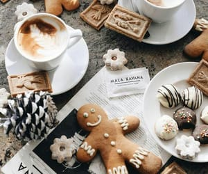 biscuits, christmas, and sweet image