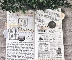 filofax, journal, and journaling image