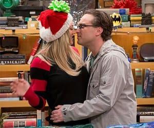 christmas, goals, and the big bang theory image