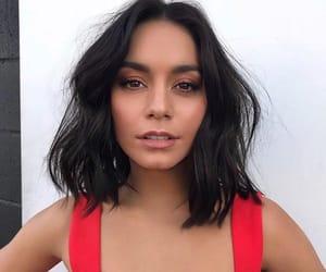 dark, hair, and inspiration image