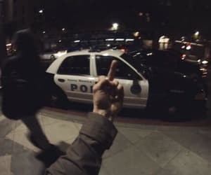 fuckoff and police image