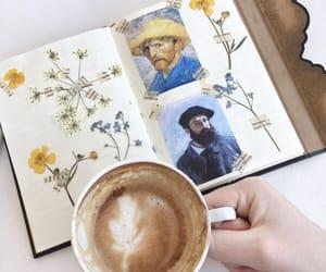coffee, aesthetic, and art image