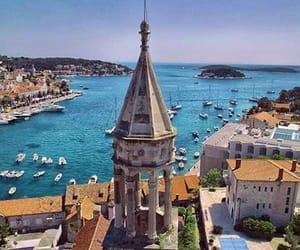 Croatia, holiday, and hvar image