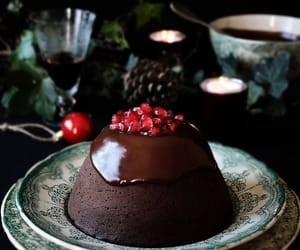 chocolate and dessert image