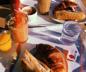 breakfast, food, and huji cam image