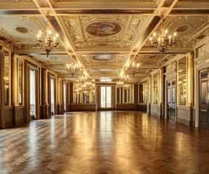 achitecture, ballroom, and design image