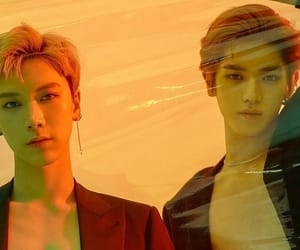 idol, kpop, and lee taeyong image