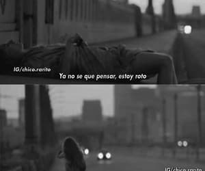 frases, sad, and insoportable image