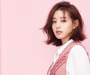 actress, korean, and beautiful image