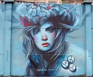 arte, dibujo, and callejero image