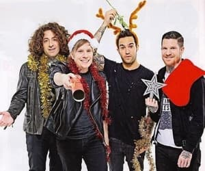 fall out boy, FOB, and andy hurley image