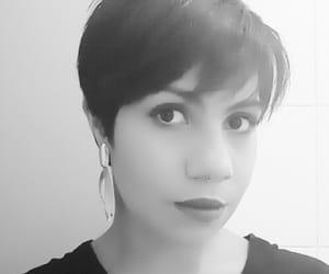 hair, pixie hair, and hair cut image