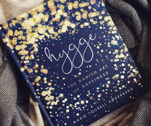 book, hygge, and cozy image