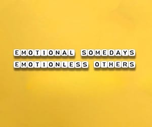 emotional and quotes image
