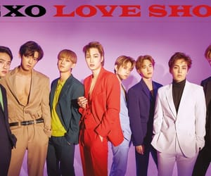 Chen, love shot, and d.o image