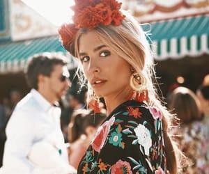 dress, fashion, and spain image