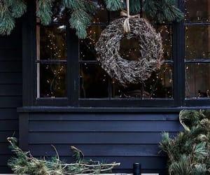 christmas decorations, christmas home decor, and christmas inspiration image