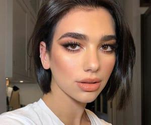 dua lipa, singer, and beauty image