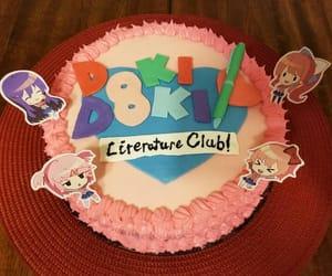 anime, birthday, and sayori image