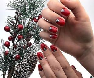 christmas, glitter, and holidays image