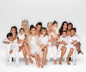 kim kardashian, kylie jenner, and khloe kardashian image