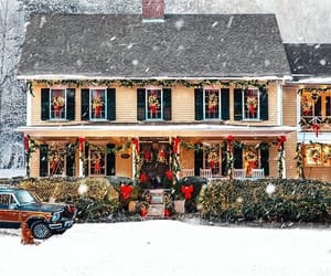 christmas, christmasdecorations, and holidays image