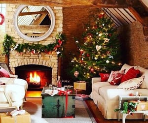 christmas, home, and lovely image