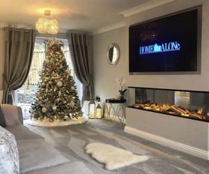 christmas tree, christmas, and home image