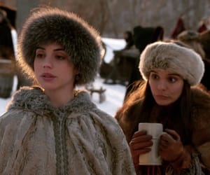 caps, caitlin stasey, and adelaide kane image