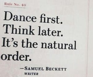 dance, quotes, and life image