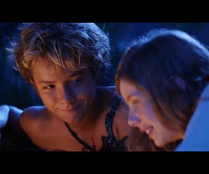 peter pan, love, and movie image