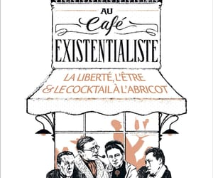 book, camus, and existentialism image