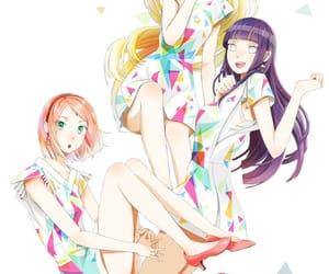 naruto, haruno sakura, and sakura image