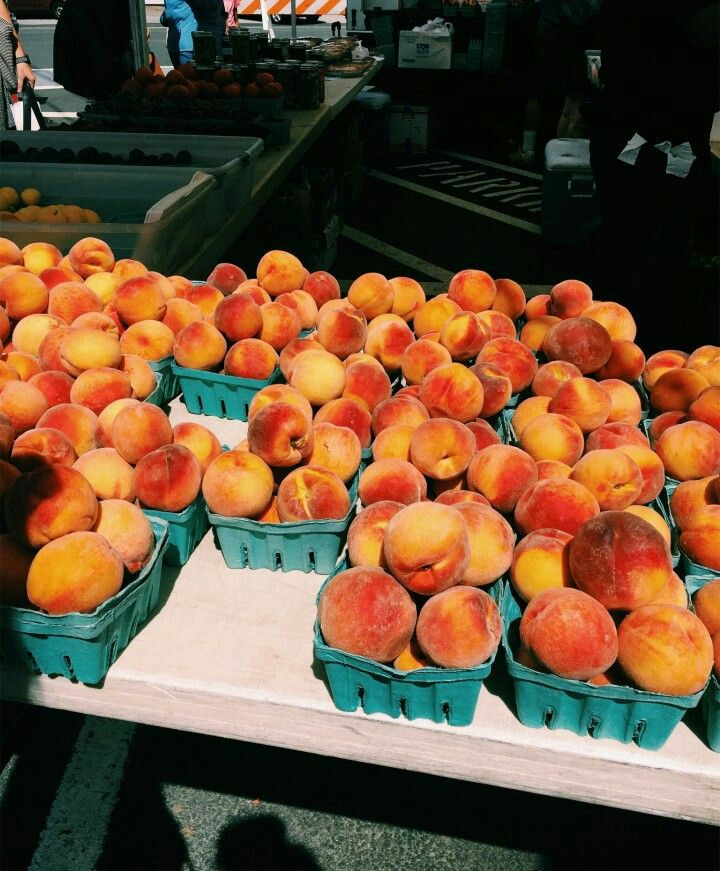 peach, fruit, and healthy image