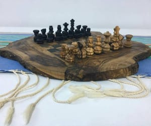 Chess board, christmas gift, and gift for him image