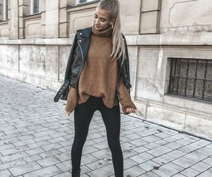 fashion, outfit, and winter fashion image