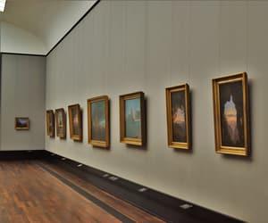 art, art gallery, and beautiful image