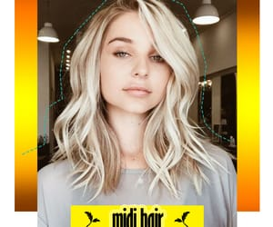 article, hair, and sejavoce image