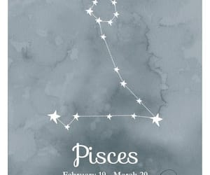 pisces, horoscope, and sign image