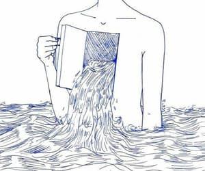 depresion, melancolía, and escuchar image