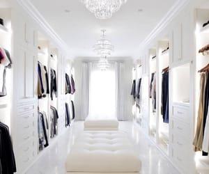 closet, luxury, and interior image