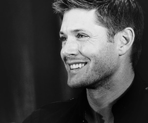 supernatural, Jensen Ackles, and smile image